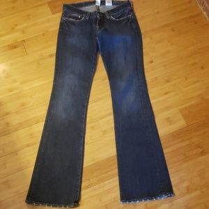 Lucky Brand Lil Maggie Jeans  X-Long Length